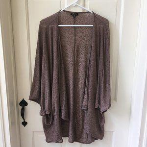 TOPSHOP Kimono Style Open Cardigan - One size